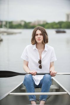 Buy Linen Button-up Shirts For Women Online | The Lily