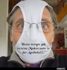 There were no more masks in the pharmacy this morning!-Heute morgen gab es keine Masken mehr in der Apotheke! There were no more masks in the pharmacy this morning! Tierischer Humor, Man Humor, Retro Humor, Cartoon Jokes, Funny Jokes, Funny Photos, Funny Images, Ad Of The World, Image Fun