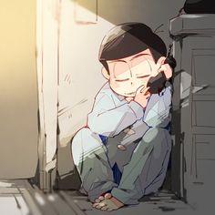 I can't believe Karamatsu is cute when he fell asleep Glitch Gif, Osomatsu San Doujinshi, Comedy Anime, Holy Mary, Ichimatsu, My Favorite Image, Comic Character, Tmnt, Drawing Reference