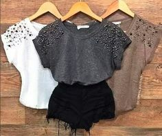 #photooftheday #photos #photo #fotografias #fotografia #foto #look #looks #lookoftheday #tbt #fashion #stylist #stylish #beautiful #glamour #chic #cute #love #loveit #dress #dresses #instafashion #picture #pictures #ensaio #nice #modafeminina #moda #vestido #vestidos #acessorios #accessories #anel #aneis #bolsa #handbag #bags #bolsas Diy Jeans, Diy Fashion, Fashion Dresses, Womens Fashion, Fashion Design, Streetwear Mode, Streetwear Fashion, Hot Pants, Différents Styles