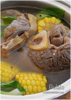 Bulalo recipe is a Filipino soup dish made of beef shank with marrow bones or osso bucco boiled and simmered slowly with your choice of vegetables. Bok choy and corn cobs are the favourite vegetables for bulalo or just spring onions (scallions). Bulalo Recipe   Print Prep time 5 mins Cook time 90 mins Total...