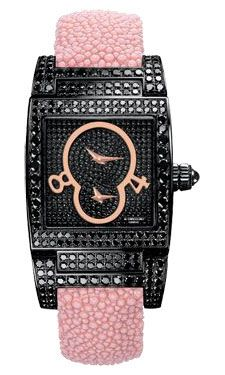 de Grisogono Watches Tino Blackened White Gold From SwissLuxury