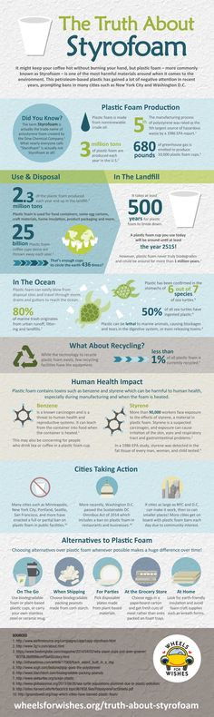 south beach diet styrofoam recycling