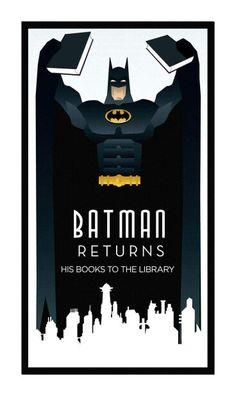#BatmanReturns