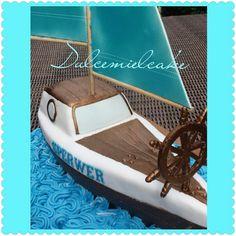 Tarta Velero!!! Facebook dulcemielcake Dulcemielcake.blogspot.com