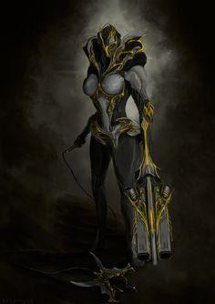 Saryn Prime by Artarrwen