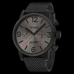 TW STEEL SON OF TIME AEON 48MM CHRONO SPECIAL EDITION WATCH