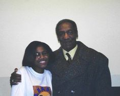 Bill Cosby with LEAPer