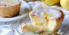 Tortine+al+limone+con+glassa+al+limoncello