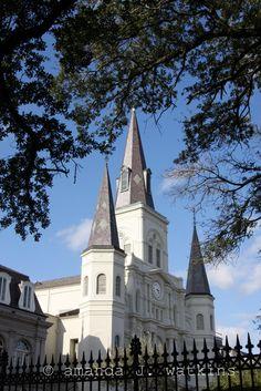 Jackson Square -  French Quarter, New Orleans day visit