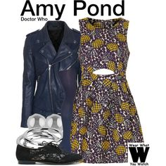Doctor Who, created by wearwhatyouwatch on Polyvore