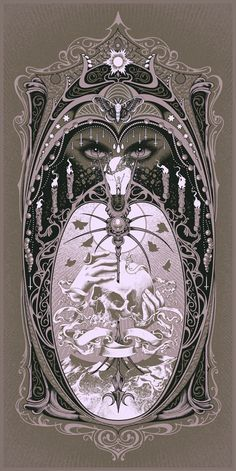 Gothik Vintage Totenköpfe Blumenmuster Steampunk Union Jack Totenkopf Tattoo