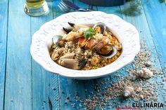 Vamos provar este fantástico arroz de marisco? Vão adorar ♥