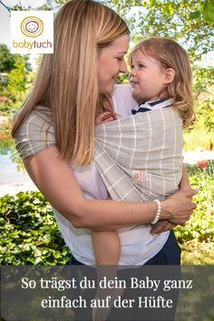 Hochheben, Baby reinsetzen - in Sekundenschnelle hast du dein Baby sicher in unserem Hüftsitz! Couples, Couple Photos, Couple Pics, Couple