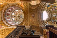 Szent Istvan Bazilika. Budapest, Hungary by Dmitry Zhukov on 500px