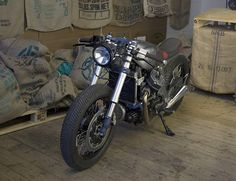 Honda Birdee - Mokka Cycles GL500 Interstate ~ Return of the Cafe Racers