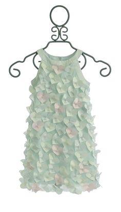 Biscotti Heart Dress for Girls Cloud Nine