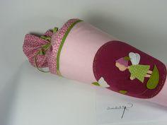 Schultüte,+Zuckertüte,+kleine+Elfe,+Schule+von+*Zweistich+-+Produkte+für+Schule+und+Kindergarten*+auf+DaWanda.com