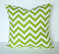 Chevron pillow cover   by Etsy
