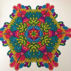 Mandala kleuren voor volwassenen