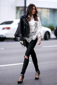 Fashion mode, look fashion, fashion trends, fashion outfits, womens fashion Look Fashion, Trendy Fashion, Autumn Fashion, Womens Fashion, Fashion Trends, Fashion Blogs, Trendy Style, Trendy Hair, Fashion Spring