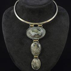 Necklace IMPRESSION / Naszyjnik IMPRESJA Jewelry, Fashion, Moda, Jewlery, Jewerly, Fashion Styles, Schmuck, Jewels, Jewelery
