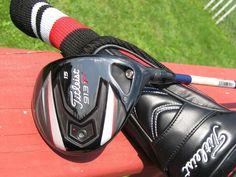 Titleist Golf 913F Fairway Wood 15 Graphite Diamana Blue S+ 72x5 ct +Head Cover #Titleist