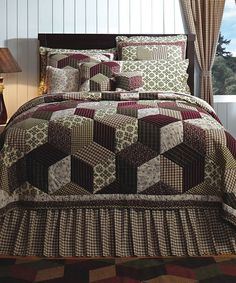 Look what I found on #zulily! Calistoga Quilt Set by Bella Taylor #zulilyfinds