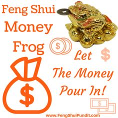 Money Frog in Feng Shui symbolizes materialistic wealth. Correct placement makes… Money Frog in Feng Shui symbolizes materialistic wealth. Correct placement makes it an absolute money magnet. Feng Shui Kit, Feng Shui Frog, Feng Shui Money Frog, Feng Shui Guide, Feng Shui Wealth, Feng Shui Cures, Feng Shui House, Feng Shui Your Bedroom, Feng Shui Symbols