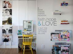 Jamie Delaine's old photography studio.