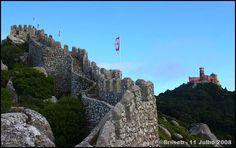 Castelo de Sintra ou Castelo dos Mouros – Lisboa