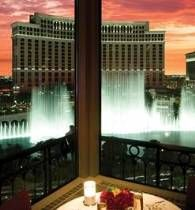 OpenTable Diners' Choice Top 100 Most Romantic Restaurants 2014. Eiffel Tower, Las Vegas NV. In the Paris Hotel.