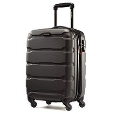 Samsonite Luggage Omni PC Hardside Carry-on Spinner Radiant Pink Best Carry On Luggage, Carry On Suitcase, Carry On Bag, Travel Luggage, Luggage Suitcase, Luggage Reviews, Luggage Brands, Luggage Sets, Totes