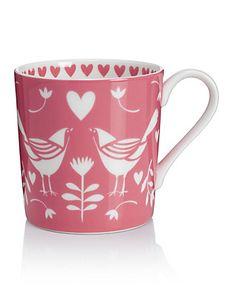 Love Bird Mug | M&S