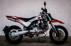 Moto Guzzi Eagle Cross (Special)