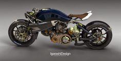 "Racing Cafè: Design Corner - ""OBJ14"" by Igarashi Design"