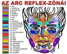 Diy Beauty Secrets, Goal Charts, Acupressure Treatment, Reflexology Massage, Facial Exercises, Face Yoga, Health Facts, Massage Therapy, Natural Medicine