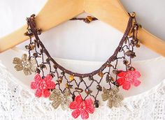 Knitted jewelery - it's warm miracle. Discussion on LiveInternet - Russian Service Online Diaries