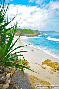 Behind The Lens Lukey: Dream Beach - Nusa Lembongan