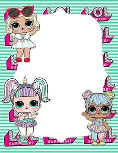 Katia Te invita a su cumpleaños 540 Harvey Way Bay Point 94565 pm 9th Birthday, Girl Birthday, Nova Roma, Cupcake Toppers Free, Bay Point, Doll Party, Lol Dolls, Birthday Images, Birthday Invitations