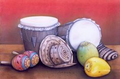Bodegón Costeño Arte Country, Kitchen Art, Coconut, Passion, Fruit, Painting, Wine Cellars, Colombia, Architecture