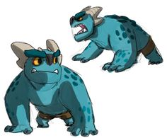 and today I introduce to you.... TROLL WHELPS