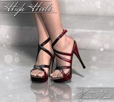 DM's High Heels