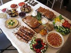 easter dinner - Google Search