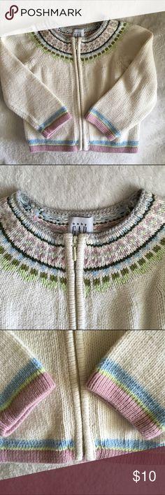 OP Fair Isle Sweater | Fair isles, Scoop neck and Sleeve