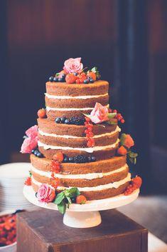 Sugarlips Cakes || Naked Cake
