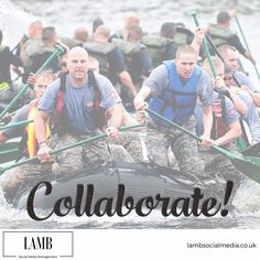 Collaborate: reach new audiences & gain targeted followers by hosting Insta takeovers, interviews on Facebook Live, writing guest blogs... Social Media Tips, Social Media Marketing, Twitter For Business, Instagram Tips, Instagram Posts, Twitter Tips, Photo Tips, Gain, Followers