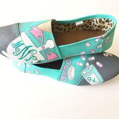 Pharmaceutical shoes, nurse shoes, cpht shoes