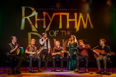 Die Band von Rhythm of the Dance Dance Company, Irish Dance, Band, Concert, Movie Posters, Sash, Film Poster, Concerts, Bands