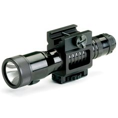 The Tactical Strion® is the only rechargeable gun mounted light system on the market.6 watt xenon gas-filled bi-pin bulb
